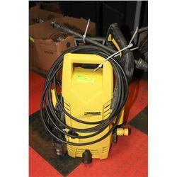 KARCHER ELECTRIC CAR WASH