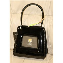 VERSACE REPLICA BLACK HANDBAG