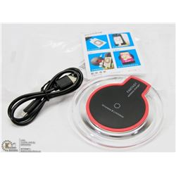 NEW WIRELESS CHARGING PAD FOR CELL PHONES