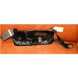 ARMANI REPLICA BLACK PURSE
