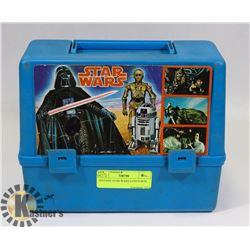 VINTAGE STAR WARS LUNCH BOX