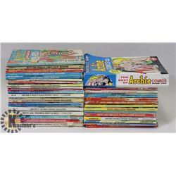 FLAT OF ARCHIE DIGEST COMICS