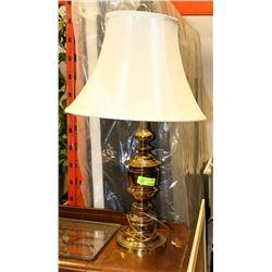 ESTATE BRASS LAMP
