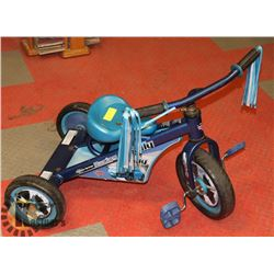 "CARS ""SALLY"" TRICYCLE"