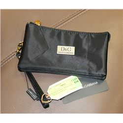 BLACK REPLICA DOLCE AND GABANNA WALLET