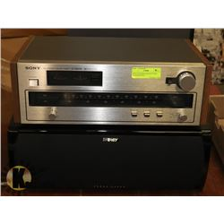 SONY FM STEREO/FM-AM TUNER ST-3950SD WITH