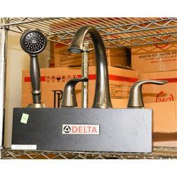 DELTA KITCHEN FAUCET ON CHOICE