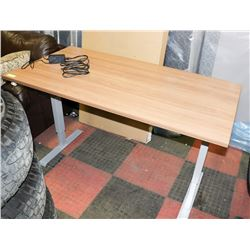 ELECTRIC LIFT OFFICE WORK TABLE