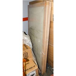 LOT OF 2 OFFICE WALL BOARDS