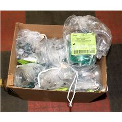 CASE WITH 12 CHILD SIZE DISPOSABLE RESUSCITATORS