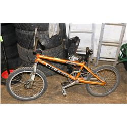 BIG MOMMA BMX BIKE-NO SEAT