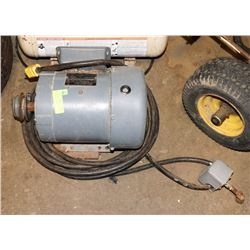 MARATHON 115/230V ELECTRIC COMPRESSOR MOTOR