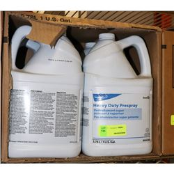 CASE W/ FOUR 3.78L BOTTLES HEAVY DUTY PRE SPRAY