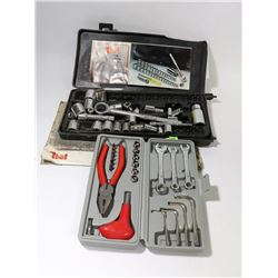 SMALL TOOL SET SOLD WITH 40 PC SOCKET WRENCH SET