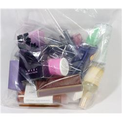 LARGE BAG OF ASSORTED AVON PRODUCTS