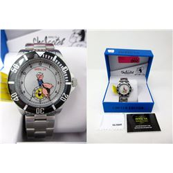 New in Box Men's Invicta Collector's Popeye Watch