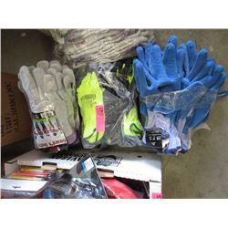 3 Dozen Pairs of Gloves