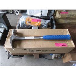 Box of 24 oz Framing Hammers