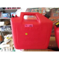 3 New 25 Litre Gas Can
