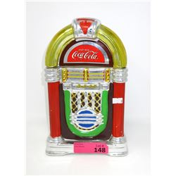 Ceramic Coca-Cola Cookie Jar