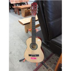 Small Burswood Acoustic Guitar Model JC-301