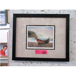 Framed Graham Herbert Print