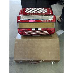 Horner Norma 1V S Accordion with Case
