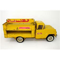 1950s Buddy L Coca Cola Delivery Truck