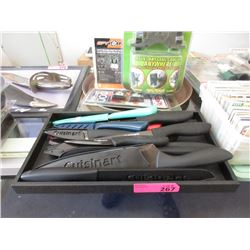 14 Cuisinart and Core Knives - Store Returns