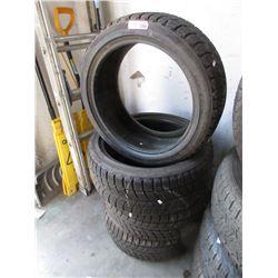 4 Blizzak 245/40 R18 Winter Tires