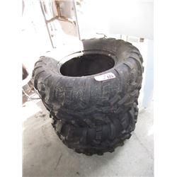 Pair of ATV Tires