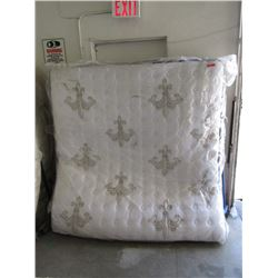 New King Size Pillow Top Mattress