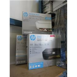 3 HP Wireless Printers - Store Returns