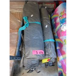 5 Assorted 2 Person & 3 Person Outbound Dome Tents