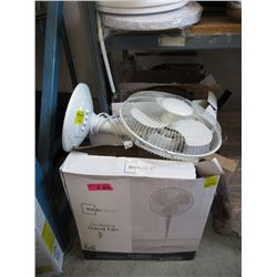 8 Assorted Electric Fans - Store Returns