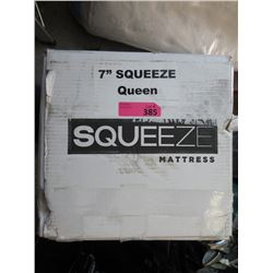 "New 7"" Queen Size Squeeze Mattress"