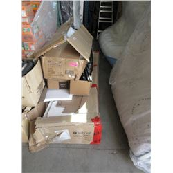 2 Door Cabinet, Canopies and More - Store Returns