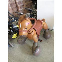 12V Rideamals Scout Pony  - Store Return