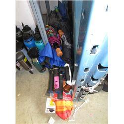 12 Assorted Umbrellas - Store Returns