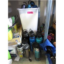 20+ Assorted Beverage Containers - Store Returns
