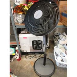 6 Assorted Electric Fans - Store Returns