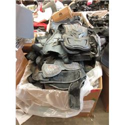 Large Box of Protective Gear