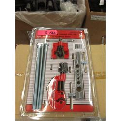 3 New Tubing Cutter & Flaring Tool Sets