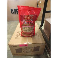 2 Cases of Northern Gold Whole Grain Granola