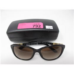 Ladies New Versace Sunglasses with Case