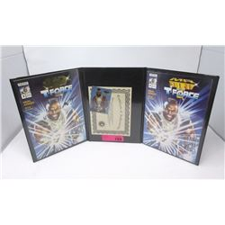 Limited Edition Mr. T. Three Piece Collector Set