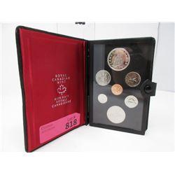 1976 Canadian Double Dollar Specimen Coin Set