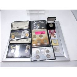 Collection of USA Silver & Other Coins