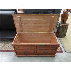 "Cedar Storage Chest - 16 x 36 x 18"" tall"