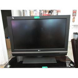 "37"" LG Flat Screen TV - Untested"
